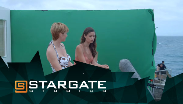 Stargate Studios Virtual Backlot Reel 2012